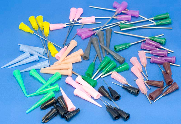 dispensing needle assortment