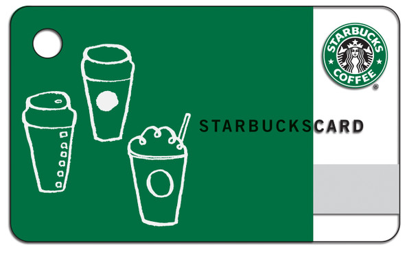 Free Gift with $300 purchase-  Starbucks $10 Gift Card