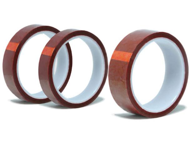 "TekLine Premium Kapton Tape 1 1/2"" x 36yds 1mil Polyimide"