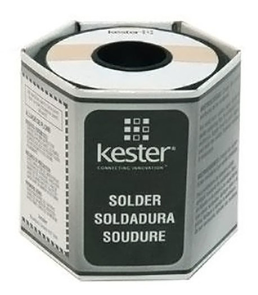 "Kester 245 No Clean Wire Solder 63/37 .020"" 1 lb. Spool 24-6337-8807"