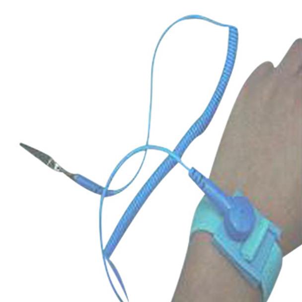 Antistatic wrist strap