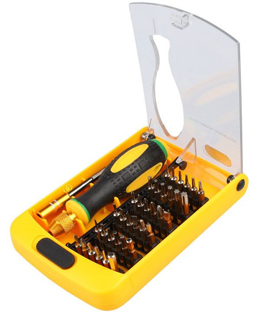 CML Supply Precision Screwdriver Security Bit Set T2 T3 T4  T6 to T26 and Extension 38pcs