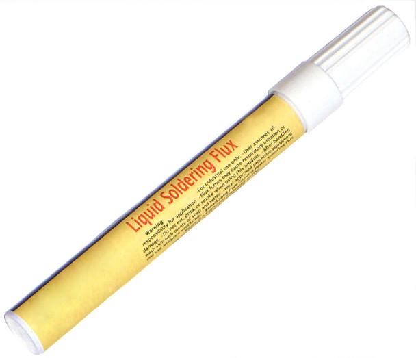 Kester 959T Liquid Soldering Flux, No-Clean, 12ml Pen