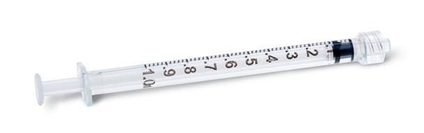 1CC/1ml Luer Lock Syringe