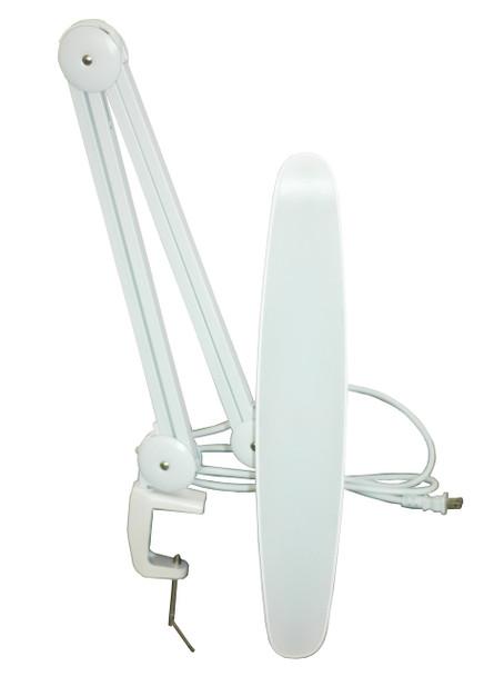 TekLine 39501CT Desk Clamp LED Task Lamp Adjustable Color Dimmable