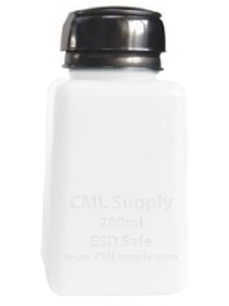 ESD Safe Pump Bottle