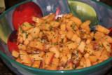 Slavo's Prosciutto and Melon Summer Salad