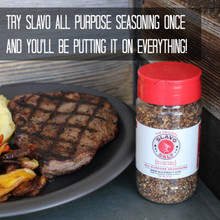 Slavo Salt All Purpose Seasoning 13 oz