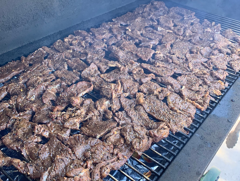 Slavo's Beef Jerky