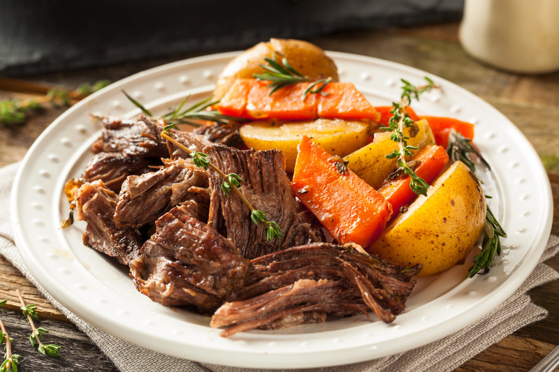 Slavo's Whole 30 Tri Tip Pot Roast