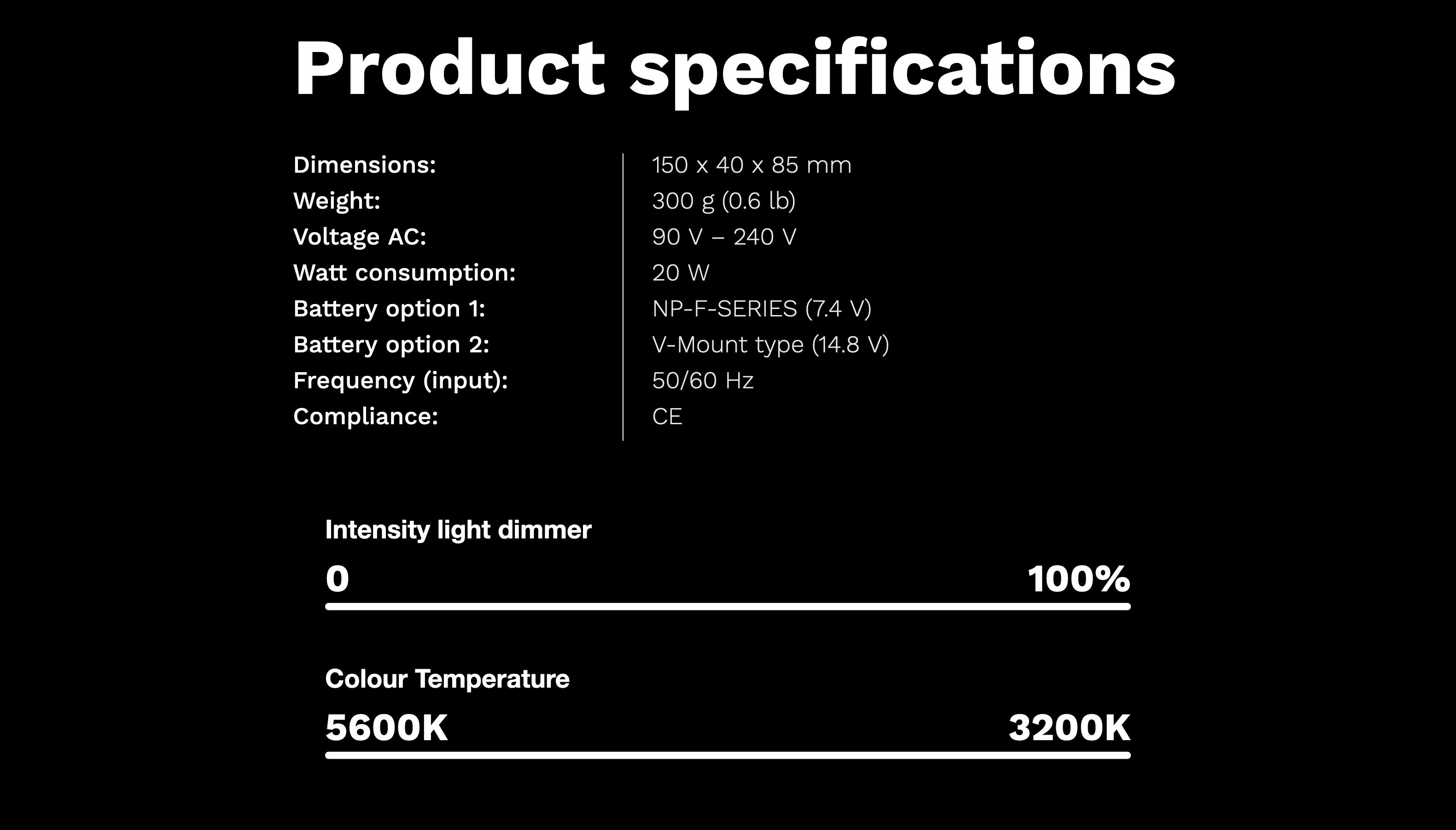 LUPO SmartPanel 便攜補光燈