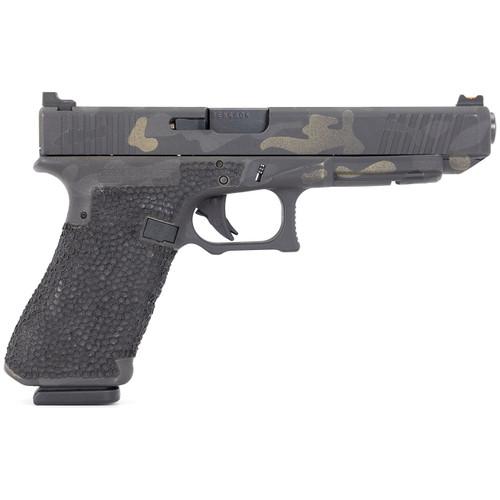 "GLOCK G35 Gen3 Handgun - CSC Custom, ""MultiCam Black"""