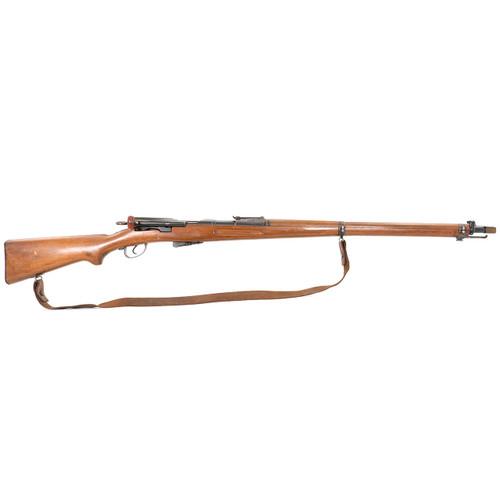 Schmidt-Rubin LG11 Rack Grade Rifle