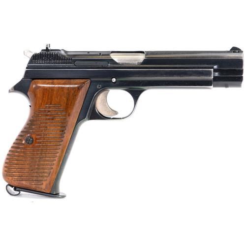 SIG P210-3 Basel Police Surplus Handgun (Very Rare) (P8121)