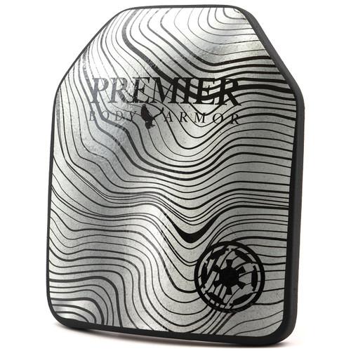 Premier Limited Edition Beskar STRATIS III+ Enhanced Multi-Curve, ESAPI Cut Plate