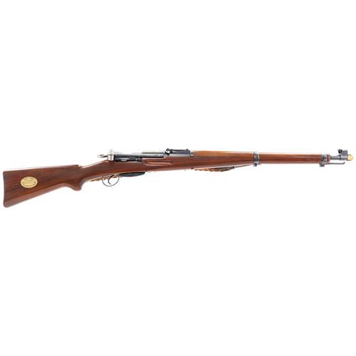 Schmidt-Rubin K31 50 Years Commemorative Rifle