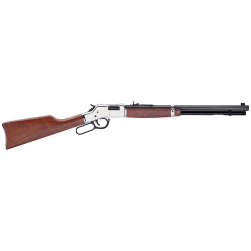 Henry Big Boy Silver Rifle