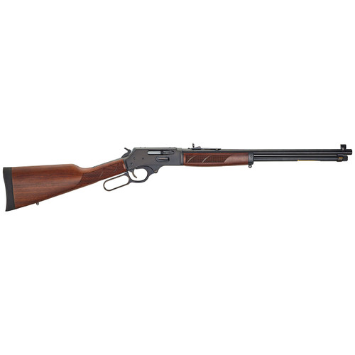 Henry Steel Lever Action 30-30 Side Gate Rifle