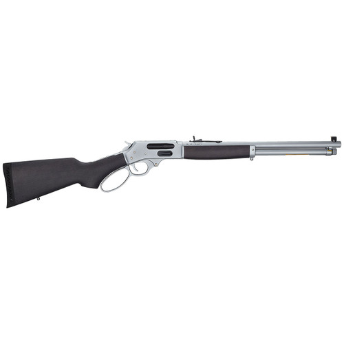 Henry All-Weather Lever Action Large Loop Side Gate Rifle