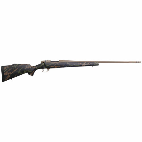 Weatherby Vanguard High Country Rifle