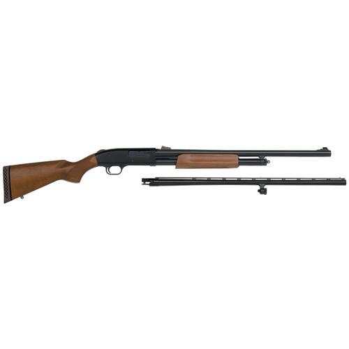 Mossberg 500 Combo Field/Deer Shotgun