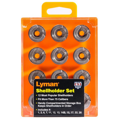 Lyman Shellholder Set