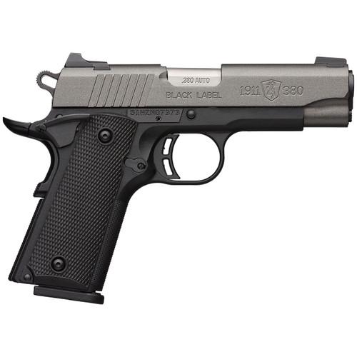 Browning 1911-380 Black Label Pro Tungsten Pistol