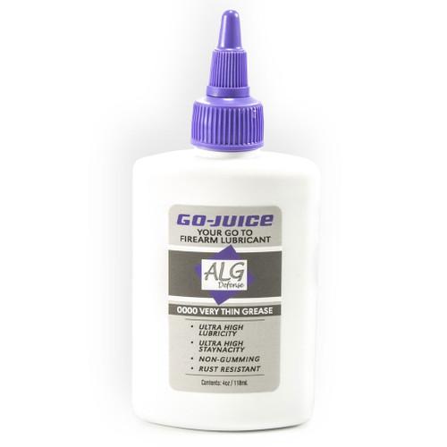 ALG Defense Go-Juice 0000 Very Thin Grease 4 oz.