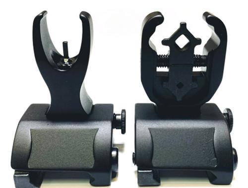 MCARBO KelTec KSG Tactical Sight Set - Flip Up Front & Rear Sights