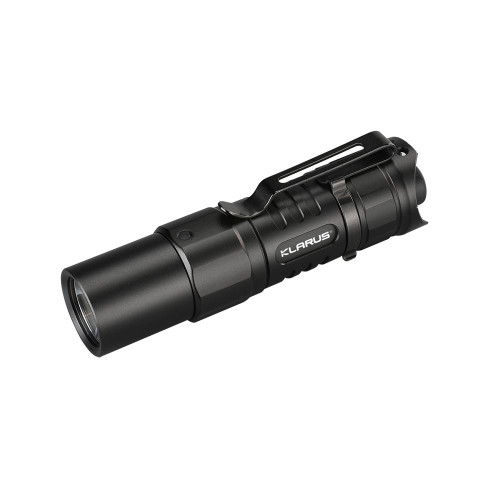 Klarus XT1C 2018 - Compact Dual-Switch Tactical Flashlight for Everyday Carry