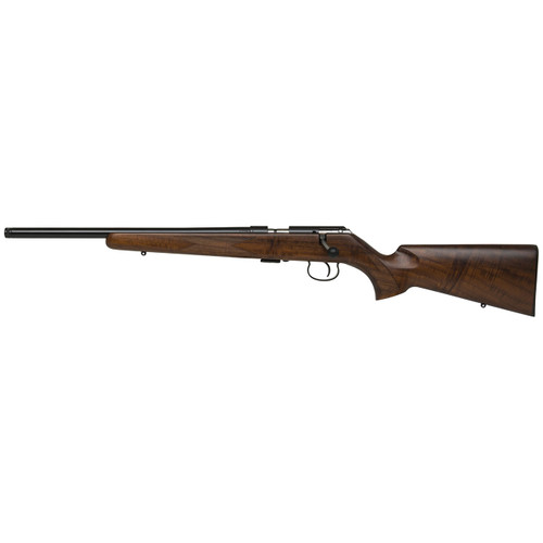 ANSCHÜTZ 1416L D HB G Classic Rimfire Rifle - Left Hand