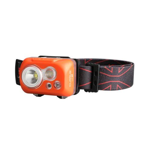 Klarus HC1-S Dual Lamp Featherweight Waterproof Motion-Controlled Headlamp
