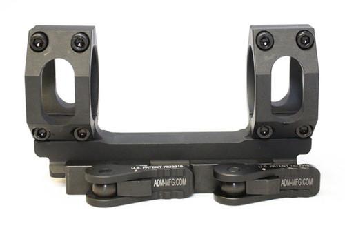 ADM Recon-S Scope Mount - 30mm, 20 MOA, Standard Aluminum Lever