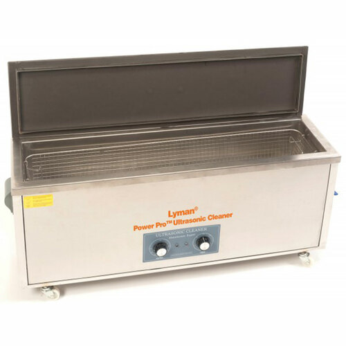 Lyman Turbo Sonic Power Professional Ultrasonic Cleaner