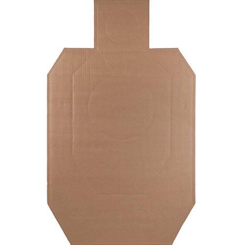 ATHL Official IDPA Cardboard Torso Target