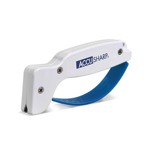 AccuSharp Knife & Tool Sharpener - White