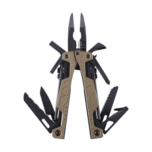 Leatherman OHT (Coyote Tan w/ Brown Pouch)