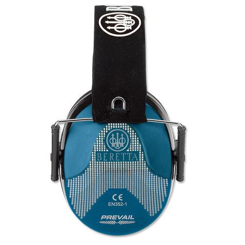 Beretta Hearing Protection - Blue, NRR 25 dB