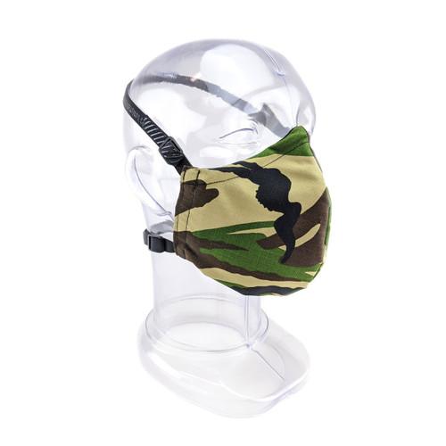 TIC Premium Gen 2 Face Mask - British Woodland Camo