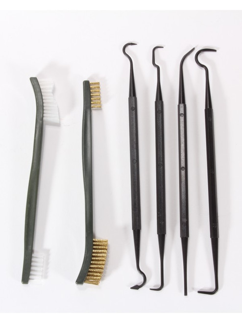 Lyman Pick & Brush Set
