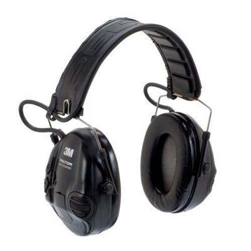 3M PELTOR Tactical Sport Electronic Headset - Black / Orange