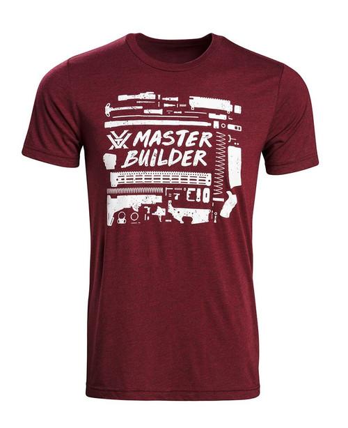 Vortex Master Builder T-Shirt