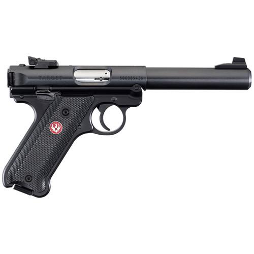 Ruger Mark IV Target Rimfire Handgun