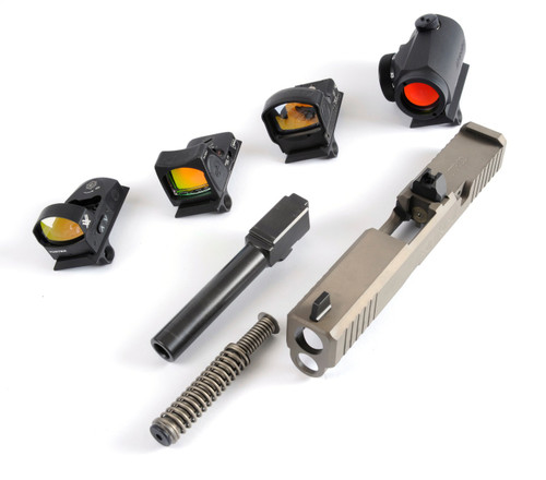 Unity Tactical ATOM Slide Optic Adapter Plates