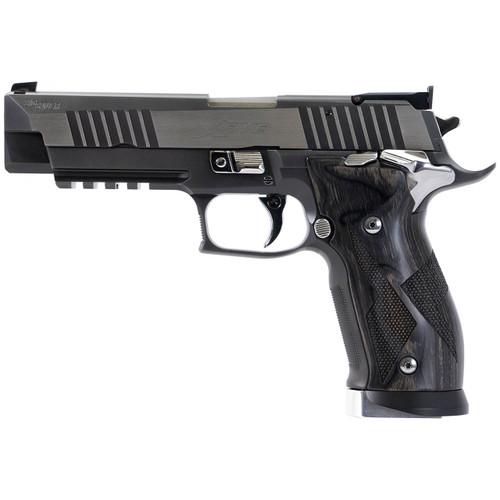 SIG SAUER Mastershop P226R X-Five Black & White Handgun
