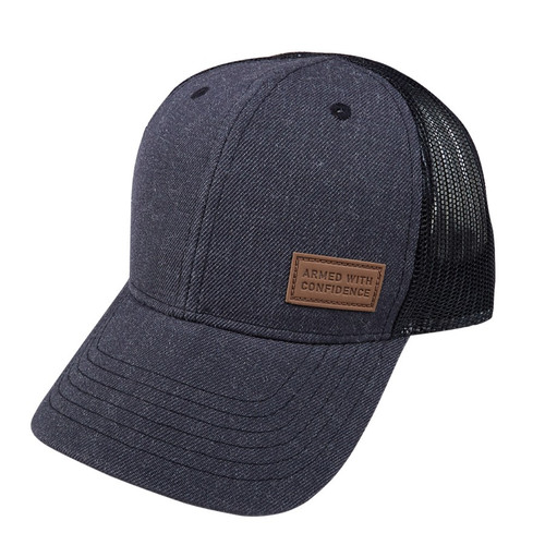 GLOCK Armed With Confidence Mesh Snapback Hat