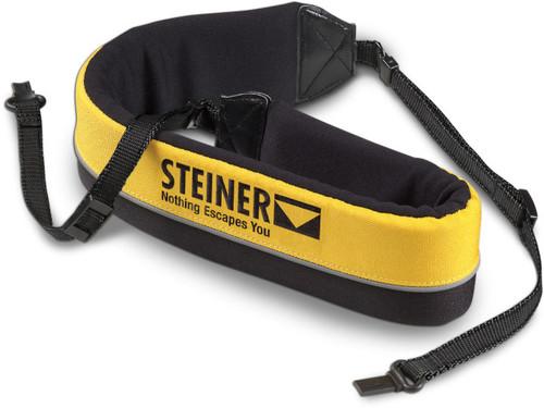 Steiner Floating ClicLok Neck Strap - Black/Yellow