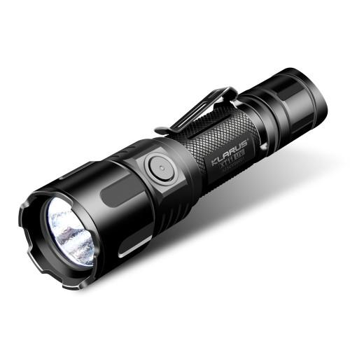 Klarus XT11UV - Tactical Flashlight with UV Light and White Light