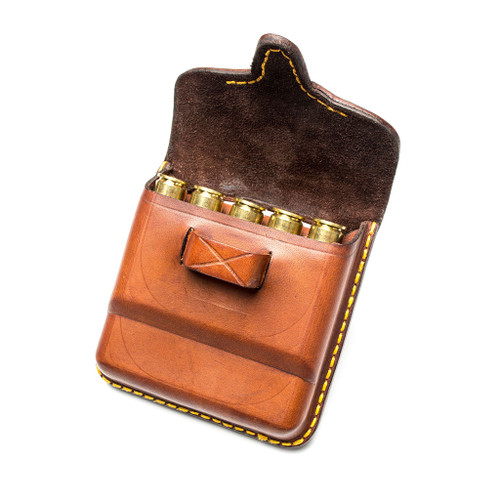 Rigby Leather Bullet Pouch