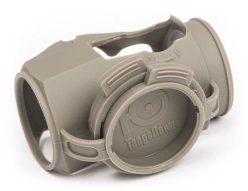 Tango Down Aimpoint Micro iO-004 Optic Cover - T-2 / H-2, FDE